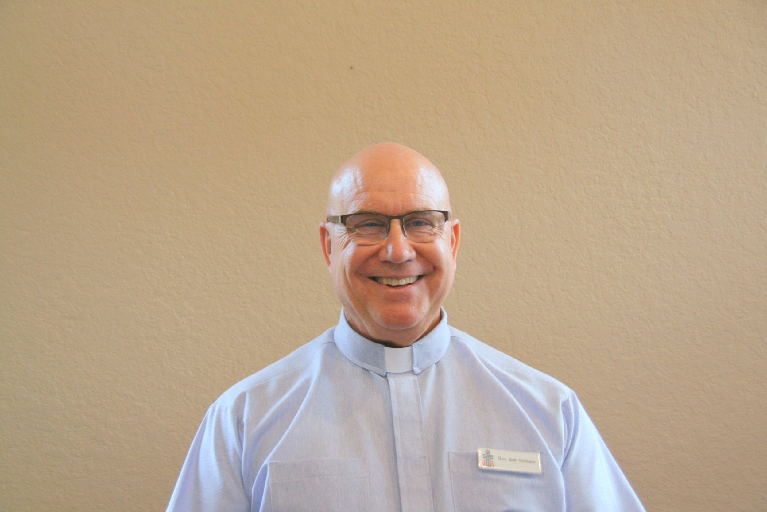 Our Interim Pastor, Bob Malsack